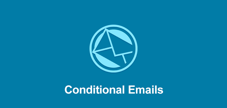 Item cover for download Easy Digital Downloads - Conditional Emails WordPress Plugin