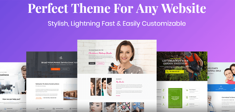 Item cover for download Astra WordPress Theme