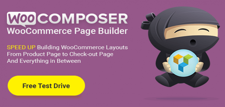 Item cover for download WooComposer - Page Builder for WooCommerce