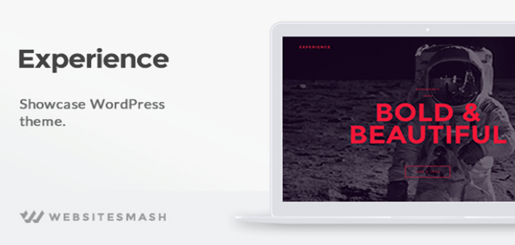 Item cover for download Experience - Showcase WordPress Theme