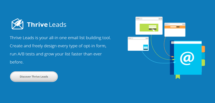 Item cover for download Thrive Leads Plugin