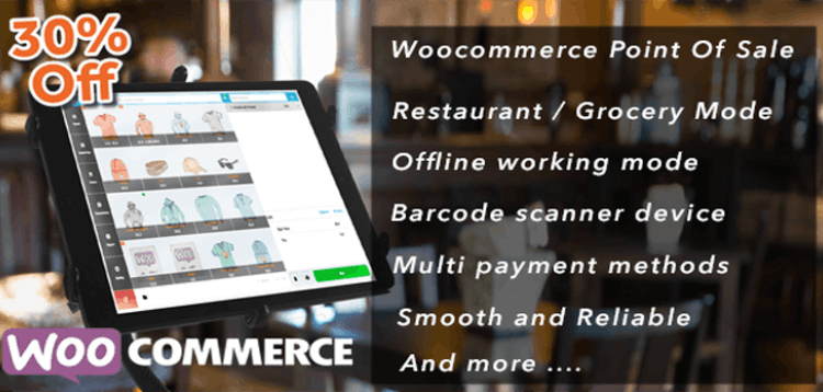 Item cover for download Openpos - WooCommerce Point Of Sale(POS)