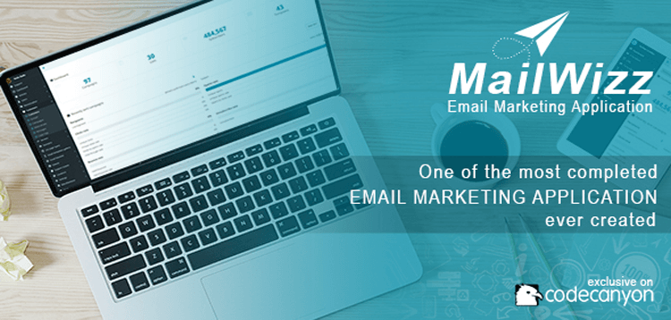 Item cover for download MailWizz - Email Marketing Application