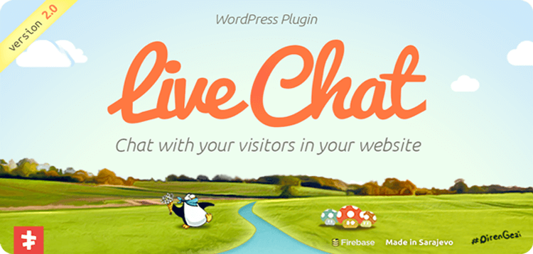 Item cover for download WordPress Live Chat Plugin