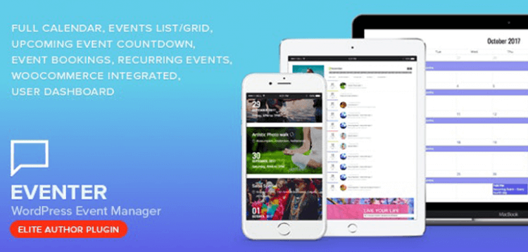 Item cover for download Eventer - WordPress Event Manager Plugin