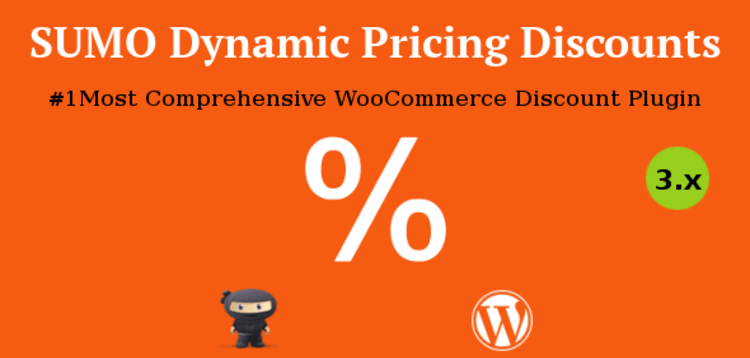 Item cover for download SUMO WooCommerce Dynamic Pricing Discounts