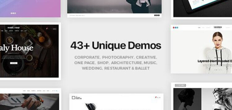 Item cover for download FATMOON | CREATIVE  PHOTOGRAPHY MULTI-PURPOSE THEME