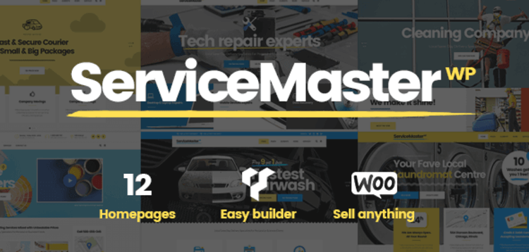Item cover for download SERVICE MASTER – A MULTI-CONCEPT THEME FOR SERVICE BUSINESSES