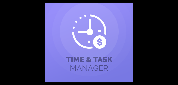 Item cover for download Time & Task Manager For WHMCS