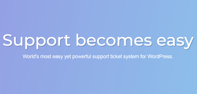 Item cover for download SupportCandy - Export Ticket